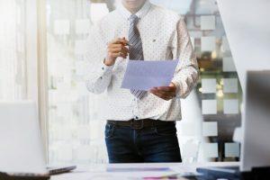 Análise de negócios